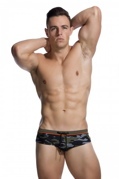 Army Boy Trunk