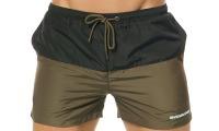 Incas Shorts Black/Charcoal